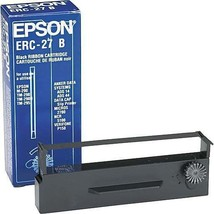 Epson ERC-27B Nylon Cash Register Ribbon, Black (ERC27B)SA 1010/1000/1010/1100 - $17.77