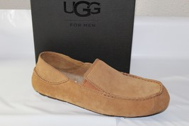"Ugg ""Upshaw"" Men's Slipper Loafer, Chestnut, Sizes 8 1014635 - $66.43"