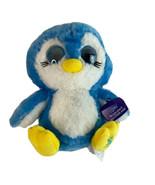 Bright Eyes Pets Blue Penguin TIPPY Interactive Toy Preschool Stuffed Li... - $28.01