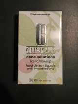 Clinique Acne Solutions Liquid Makeup ~ CHOOSE SHADE ~ NIB - $24.99