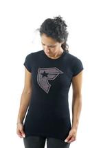 Famous Stars & Straps Noir Rose Clous Chance Boh T-Shirt Taille:M image 2
