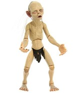 NECA Lord of The Rings Smeagol Action Figure, 1/4 Scale - $79.15