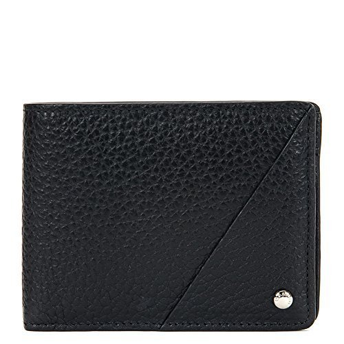 Carven Billfold Wallet 9000PM05 Black