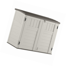 Suncast BMS2500 Horizontal Storage Shed - $272.17