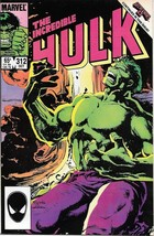 The Incredible Hulk Comic Book #312 Brian Banner Marvel 1985 VERY FINE/NEAR MINT - $14.49