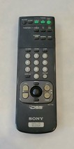 +++ Original Sony RM-Y130 Satellite Receiver Remote Control - $9.89