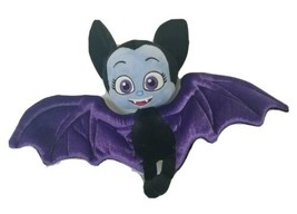 "Disney Junior Authentic Bat Vampirina Plush Toy Doll 8 1/2"" Tall Purple ... - $11.56"