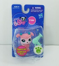 Rare Littlest Pet Shop LPS Pink French Poodle Puppy Dog #1956 PACKAGE HA... - $42.08