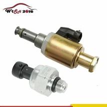 ICP & IPR Fuel Pressure Regulator & Sensor For Ford E & F Serie Ecolnine... - $51.47