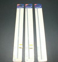"X3 New Master Mechanics 13"" Fast Spiral Masonry Extra Length Drill Bit 1/4"" - $13.81"