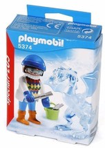 Playmobil 5374 - Special PLUS - Ice Sculptor - New and Sealed - $3.05