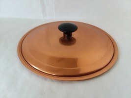 Copper Fondue Pot Chafing Dish Lid Replacement - $16.70