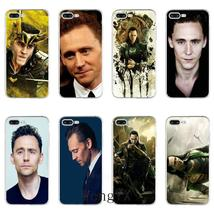 Handsome Tom Hiddleston Loki Thor Slim TPU Soft phone case For Huawei Ho... - $12.89