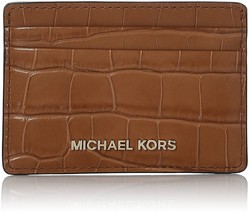 Michael Kors Money Pieces Crocodile-Effect Leather Card Holder MSRP: $11... - $546,37 MXN
