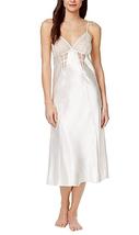 Morgan Taylor Satin & Lace Bridal Nightgown in ... - $26.17