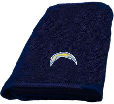 San Diego Chargers Towel measures 11 x 18 inches - $9.95