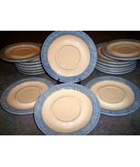 Pfaltzgraff China America Americana Saucers Discontinued Retired EUC Set... - $32.71