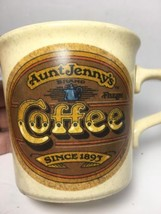 Aunt Jenny's Coffee Coffee Cup - $12.99