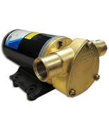 Jabsco Ballast King Bronze DC Pump w/Reversing Switch - 15 GPM - $339.10