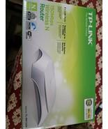 TP-Link TL-WR720N 150 Mbps 2-Port 10/100 Wireless N Router - $49.99