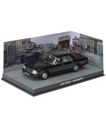 James Bond 007 Gaz Volga Goldeneye 1/43 Eaglemoss - $11.00