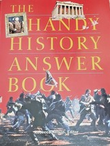 The Handy History Answer Book Edited by Rebecca Nelson 456 Pages Paperba... - $6.44
