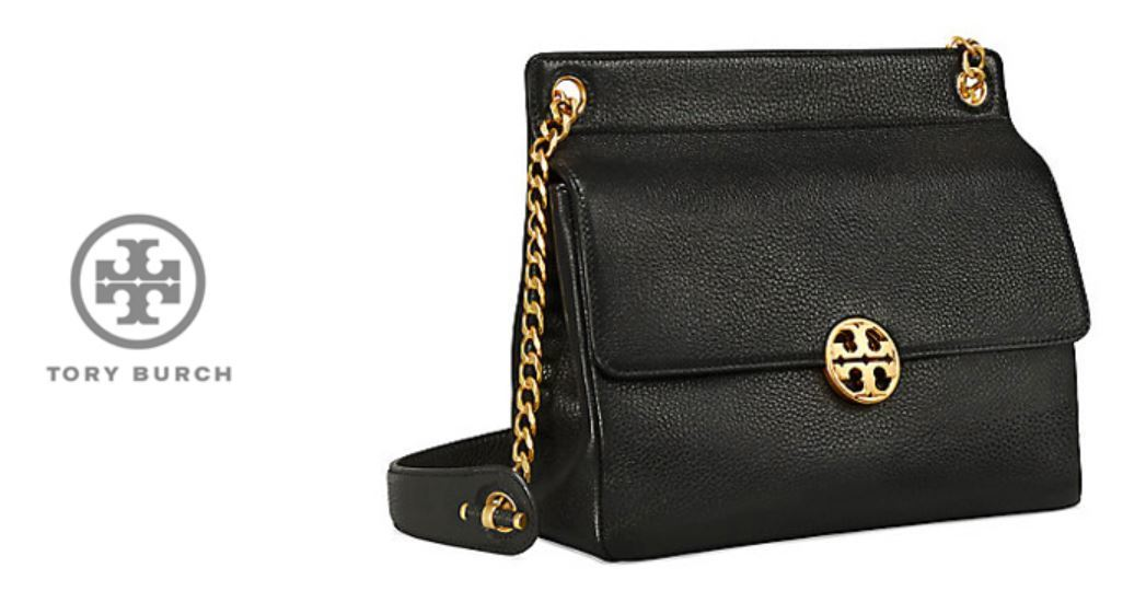 TORY BURCH Chelsea Flap Shoulder Bag 48730 with Free Gift & Free Shipping image 4