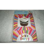 """Tovolo """"Let's Party"""" Cupcake and Cookie Boxes Includes Six Boxes with In... - $7.12"""