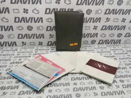 2001 Honda HRV HR-V  UK Owner's Owner Manual Handbook Wallet Service Booklets - $24.82