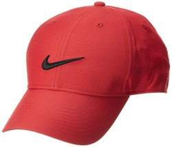 NEW! Nike L91 Cap Tech Hat Adjustable-University Red/Anthracite/Black - $44.43