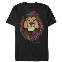 Lion King Noble Decorative Simba Mens Graphic T Shirt - £8.81 GBP