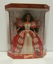 1997 Happy Holidays Special Edition Barbie Doll; NEW in Box - $18.69
