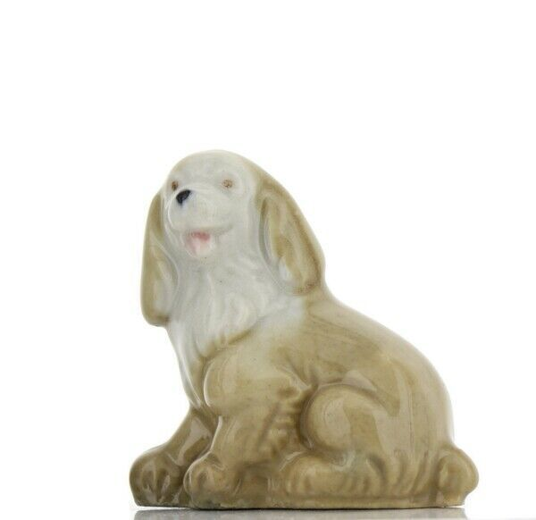 Wade Whimsies Miniature Figurine Whimsie-Land Set 1 Pets Puppy