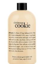 Philosophy Flavor Shower Gel, Christmas Cookie 16 Oz - $21.78