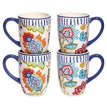Certified International San Marino Mugs (Set of 4) - $45.99