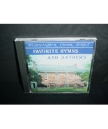 Favorite Hymns and Anthems Winchester Choir Series Gothic CD Music - $15.74
