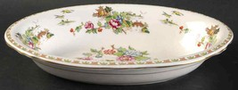 Crown Staffordshire PAGODA Oval Vegetable Bowl 95407 - $29.65