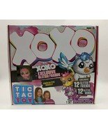 Tic Tac Toy XOXO Exclusive Glitter Friends 12 Friends And 12 Wings - $15.00