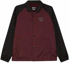 Vans Boys Torrey Harry Potter/Crest Windbreaker Jacket Size Medium - $44.90