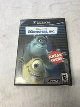 Monsters, Inc.: Scream Arena (Nintendo GameCube, 2002) - $3.96