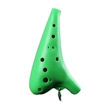 12 Holes Alto C Ocarina / Ocarina for Beginner / ABS Plastic Teaching Ocarina