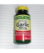 Garlic 1000 mg Softgels by Spring Valley Odor C... - $2.50