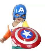New Avenger Super Hero Captain America Shield Action Figure Children Cos... - $17.85