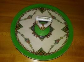 "Vintage NORITAKE 8"" Center Handle Serving Dish Plate - $8.90"