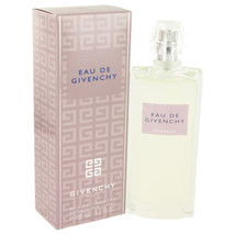 Givenchy Eau De Givenchy Perfume 3.3 Oz Eau De Toilette Spray image 2