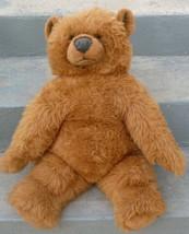 "Big Plush Classic TEDDY BEAR stuffed toy28"" 1983 AVANTI Jockline Applaus... - $149.99"