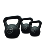 30 Lb Kettlebell Set Kettle Bell Weights Bodybuilding Workout Home Gym F... - $48.45