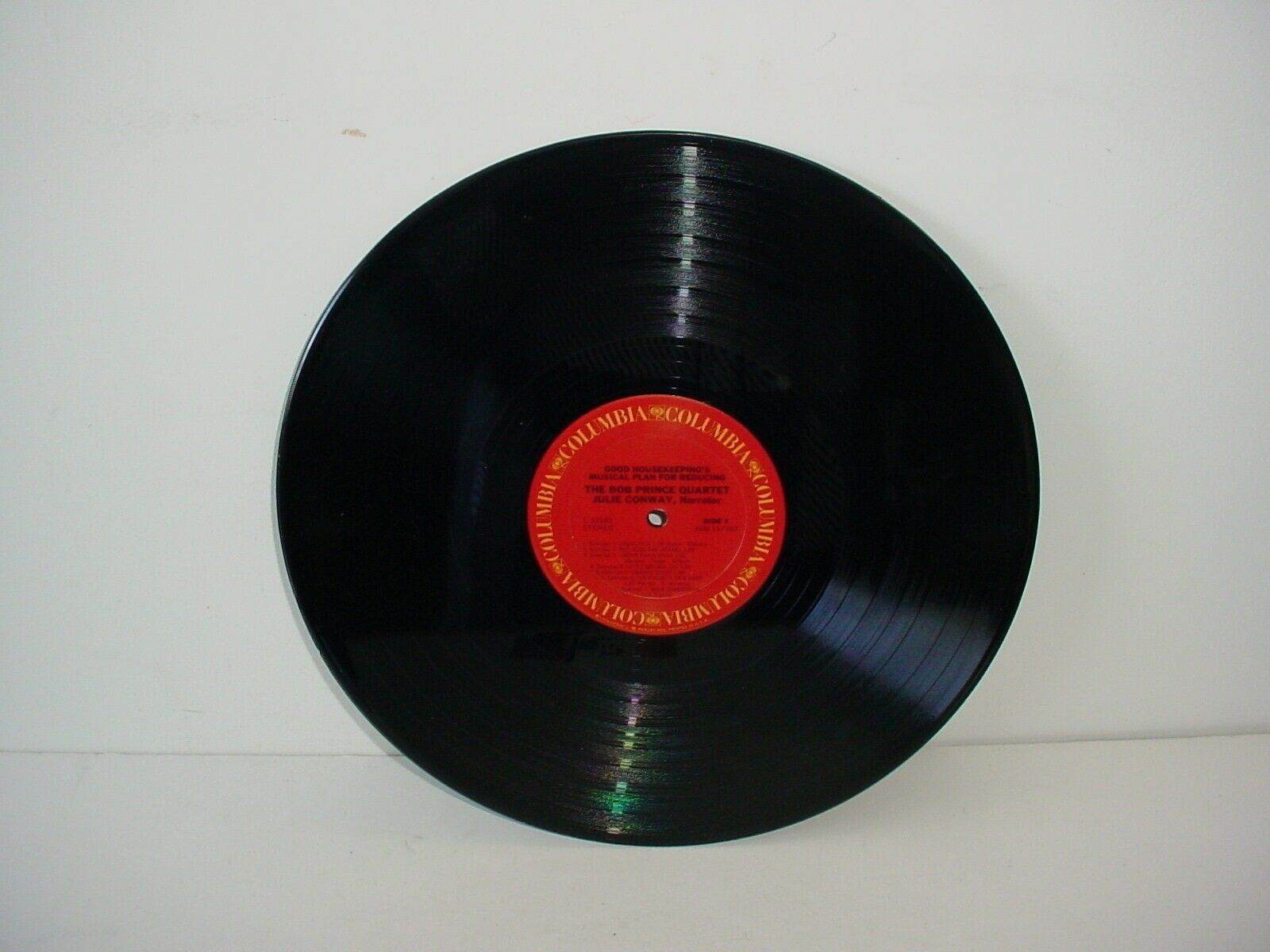 Good Housekeeping Musical Plan for Reducing Bob Prince Lp Album Vinyl Record 33