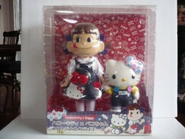 Hello Kitty × Peko-chan RARE Doll Hello Kitty 40th Anniversary JAPAN F / S - $206.62