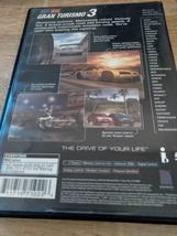 Sony PS2 Gran Turismo 3 A-Spec (no manual) image 2